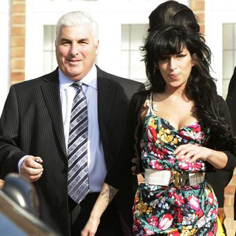 Mitch Winehouse wants his daughter Amy's name to live on through her charity and a new memoir