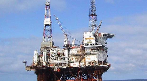 There could be just 14 billion barrels of oil and gas left in UK waters, a report claims