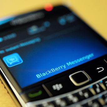 Users of BlackBerry mobile phones have suffered a second day of mysterious faults (AP)