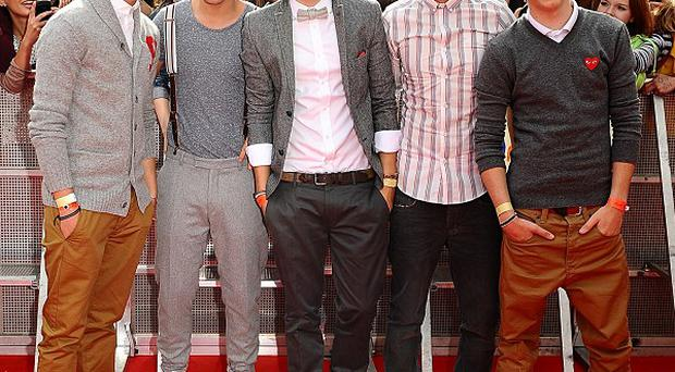 One Direction attended the BBC Radio 1 Teen Awards at Wembley Arena