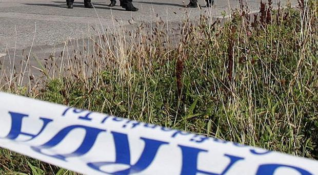 Gardai are investigating after a pipe bomb was found under a car in Donnybrook