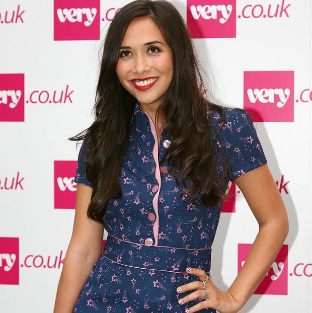 Myleene Klass found fame on reality TV show Popstars