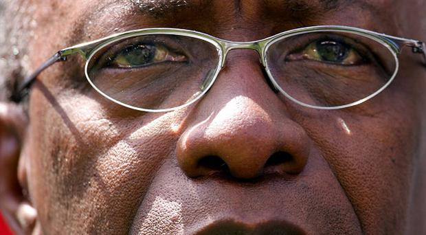 Jack Warner announced his resignation from Fifa in June