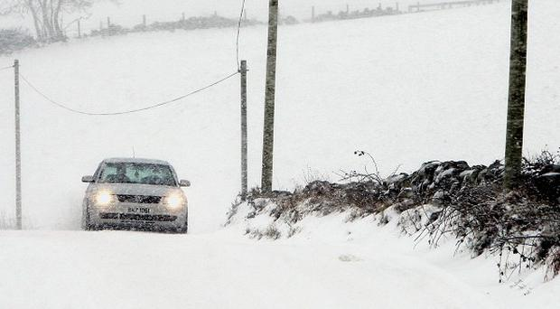 After last year's big freeze, the big thaw led to flooding as pipes burst