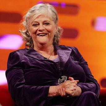 Ann Widdecombe has signed up to front a new television quiz