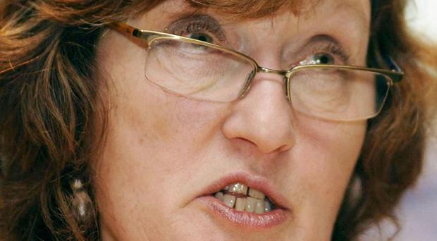 Enda Kenny said all parties in the Dail were behind Geraldine Finucane and her family