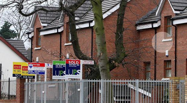There was an improvement in the housing market in September, surveyors claim