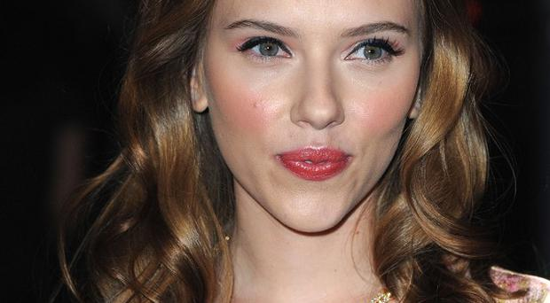 Scarlett Johansson was allegedly targeted by hackers