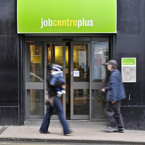 The unemployment total has topped two and a half million - the highest level in 17 years