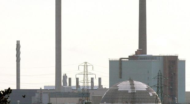 The Royal Society report said replacements for nuclear power stations such as Sellafield must not leave the wrong legacy for future generations