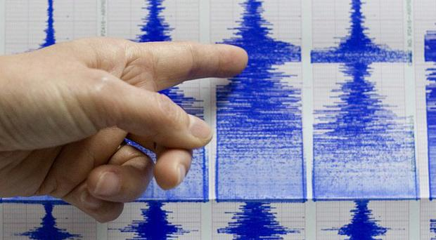 A magnitude 6.0 earthquake struck the waters off Bali
