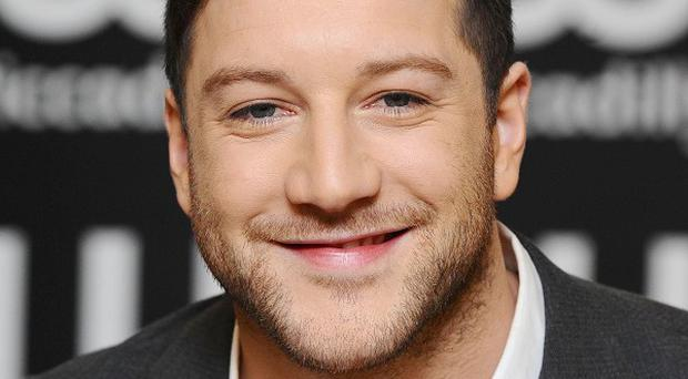 Matt Cardle says he feels the same as before The X Factor