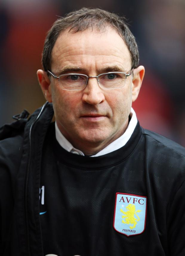 Martin O'Neill does not look likely to ever accept the role of Northern Ireland manager
