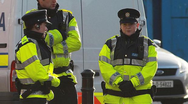 Gardai have made two arrests during an operation linked to the murder of Thomas McDonagh