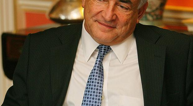 French prosecutors said it was too late to investigate an attempted rape claim against Dominique Strauss-Kahn