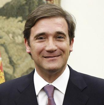 Portugal's prime minister Pedro Passos Coelho has warned his country of deeper financial hardships to come (AP)