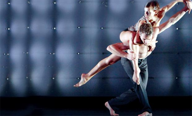 Wayne McGregor from Random Dance, Friday and Saturday at the Waterfront Hall, Belfast