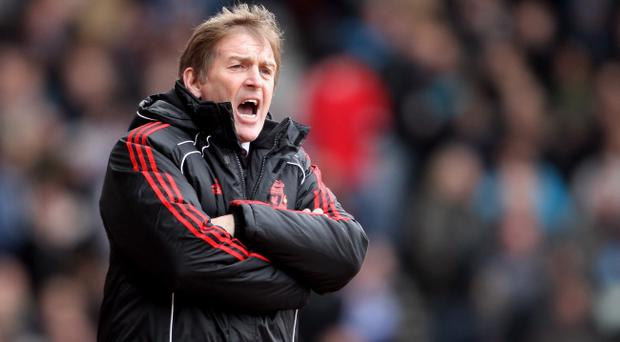 Kenny Dalglish has clashed with Sir Alex Ferguson many times, but these days it's the Liverpool boss who must prove himself