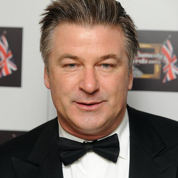Alec Baldwin can't imagine his life getting any better
