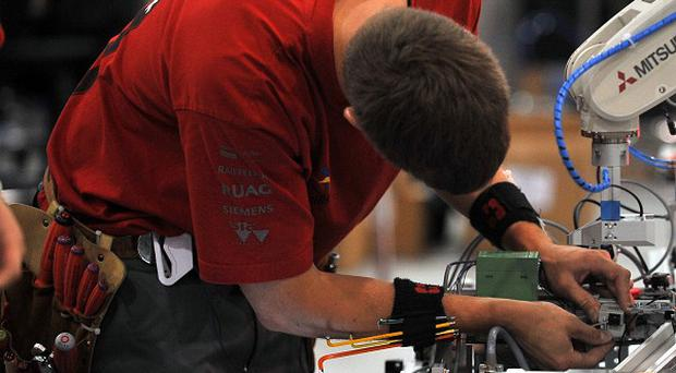 Many firms complained that jobseekers did not have the right skills to be taken on as apprentices