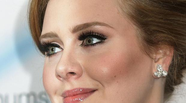 Adele's album 21 is the highest selling record in the US this year
