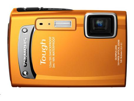 <b>1. Olympus TG-310:</b><br/> The 14 megapixel (MP) TG-310 is waterproof, freeze-proof to -10 degrees and can be dropped from table-height without fear of damage. A great camera for ski trips. £149, asda.com