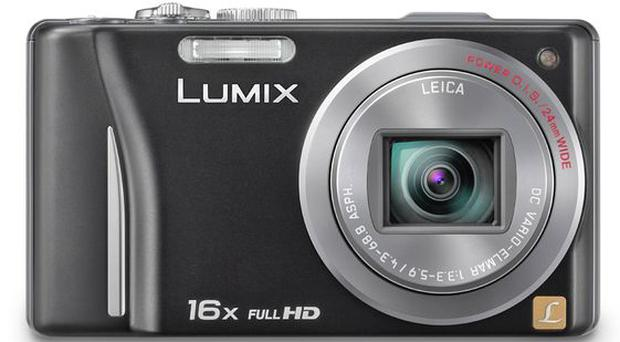 <b>3. Panasonic Lumix DMC-TZ20:</b><br/> The not-to-costly 14MP Lumix has GPS technology which tags photographs with your location, and comes with an oomphy 16x zoom on a top-notch Leica-made lens. £231, dixons.co.uk