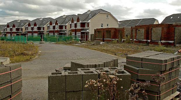 There are 2,066 'ghost estates' in towns and cities across Ireland