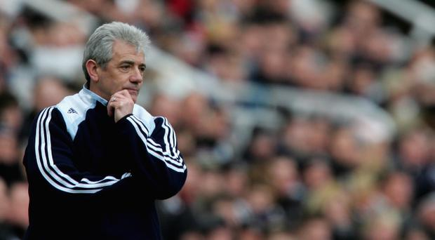 Kevin Keegan has told the IFA he would be interested in taking over from Nigel Worthington as Northern Ireland manager