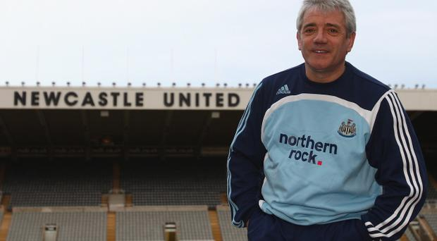 Former Newcastle United manager Kevin Keegan is interested in the vacant Northern Ireland job