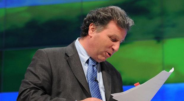 Oliver Letwin was seen disposing of papers in a park close to Downing Street, it was reported