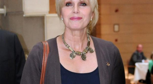 Joanna Lumley thought she wasn't right for her Ab Fab role