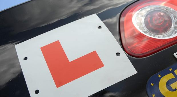 Nine per cent of motorists surveyed in a poll said they were 'quite likely' to fail a driving re-test