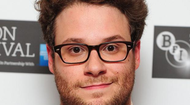 Seth Rogen says he's not like his 50/50 character