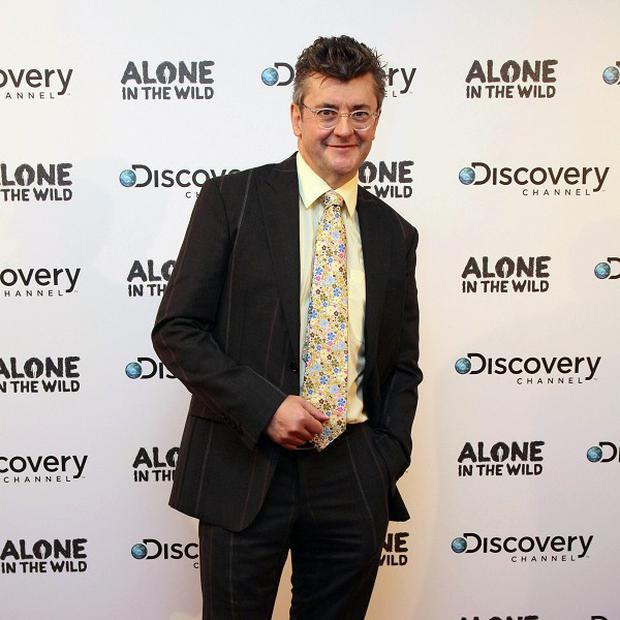Joe Pasquale says he can be silly and serious