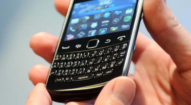 Free apps will be offered to subscribers whose BlackBerry smartphones were hit by service problems last week