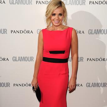 Katherine Jenkins is engaged to TV presenter Gethin Jones