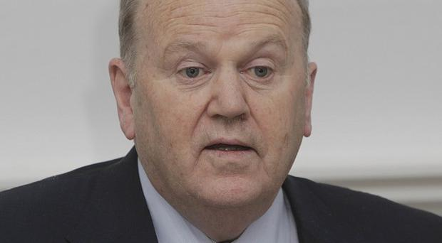Michael Noonan last week said he would be prepared to pour up to one billion euro of taxpayers' money into credit unions