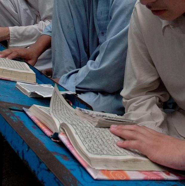 There have been over 400 allegations of abuse at Britain's madrassas in the last three years, figures show (AP)