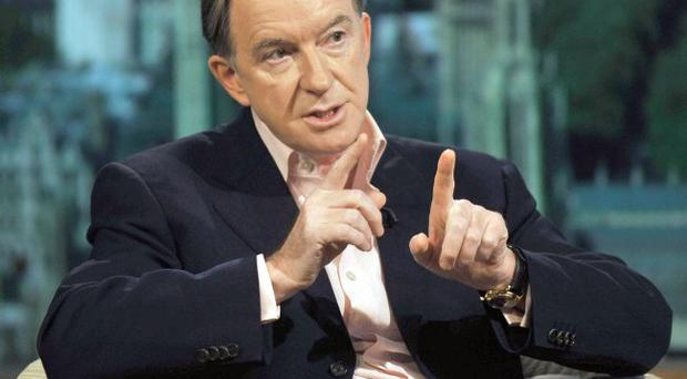 Mandelson believes the government needs to back private industry more