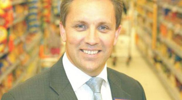 Justin King, Sainsbury's chief executive
