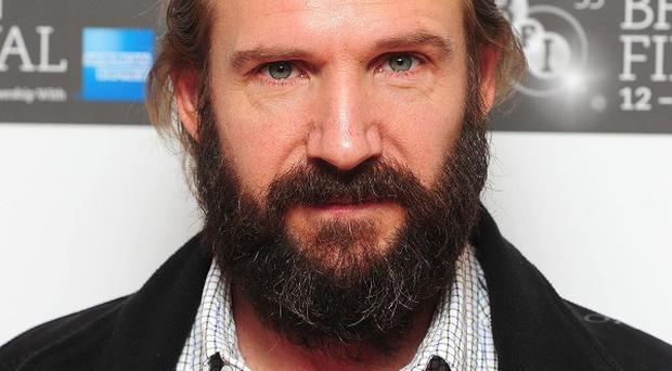 Ralph Fiennes became obsessed with Coriolanus