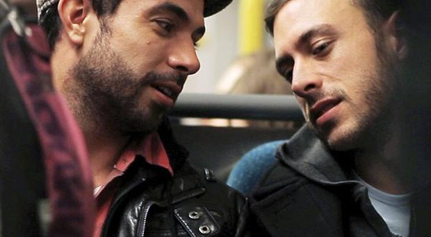 Tom Cullen and Chris New star in Weekend
