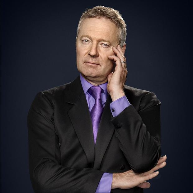 Rory Bremner has lost half a stone since signing up for the show