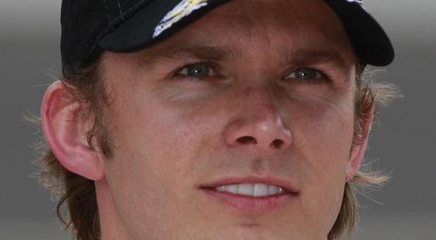Dan Wheldon died of head injuries after a crash at the Las Vegas Motor Speedway (AP)