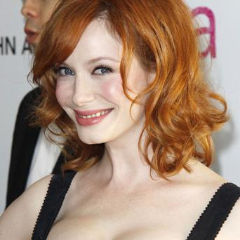 Christina Hendricks wanted a zombie role
