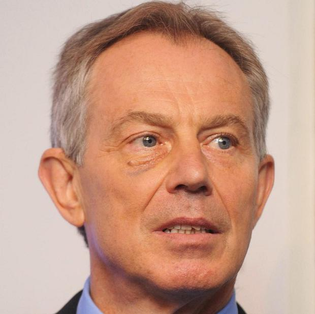 Tony Blair is to claim no African state will require high levels of funding if leaders in the developed and developing worlds showed enough political will