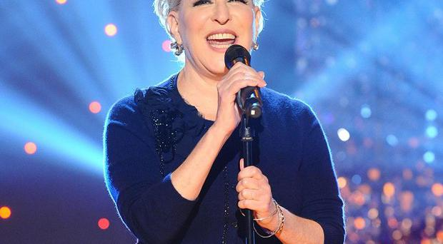Bette Midler is auctioning off part of her wardrobe