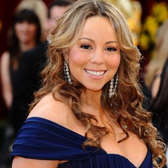 Mariah Carey's twins were born on April 30