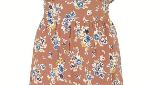Dress, £16, F&F at Tesco